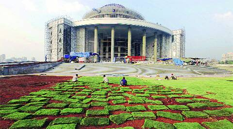 The Navi Mumbai Municipal Corporation has sought a reply within 15 days. Express archive
