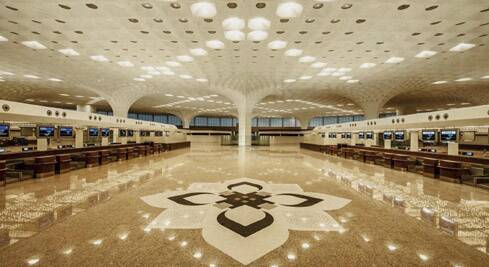 International operations from T2, built at a cost of Rs 5,500 crore, will commence February 12.