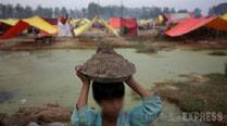 Muzaffarnagar: Cold claims another child's life in riot-hitarea
