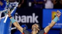 Australian Open: Rafael Nadal issues warning with Gael Monfilsmauling