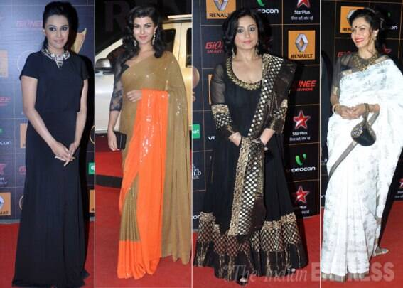 Salman, SRK, Deepika, Kareena, Sonakshi at Star Guild Awards
