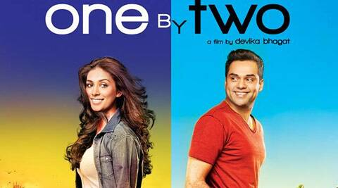 Movie review: One By Two.  This Devika Bhagat-written and direct romantic comedy should have been much better than it is, given its attempt at adding a couple of its own tics to the territory.