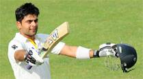 Ahmed Shehzad hits maiden Test ton but Pakistan's hopes fade