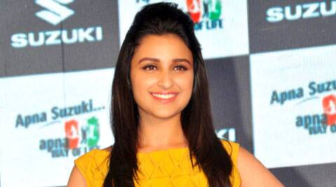 Parineeti says she always felt uncomfortable with her extra pounds.