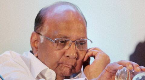NCP president and Union Agriculture Minister Sharad Pawar reiterated Friday that he was not in the race for prime ministership.