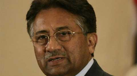 Former Pakistan military ruler Pervez Musharraf. (Reuters)