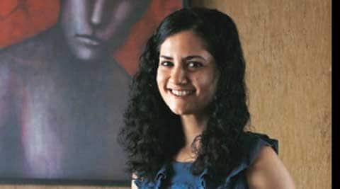 Devika Bhagat.