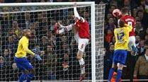 Lukas Podolski scores twice as Arsenal trounce Coventry City in FACup