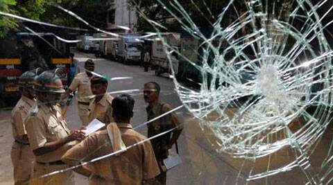 The victim has been identified as Ramchandra Pal, who is a member of the Consumer Rights wing of the Shiv Sena. (Photo: Reuters)