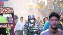 Meanwhile,  govt panel bats for e-rickshaws to curbpollution