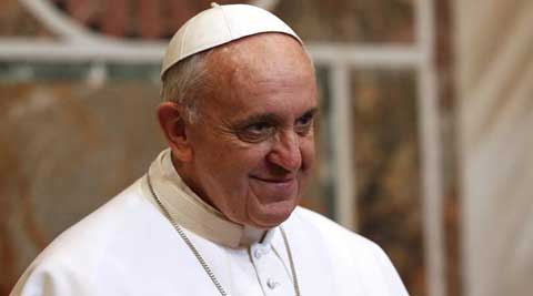 Pope Francis. (Photo: Reuters)