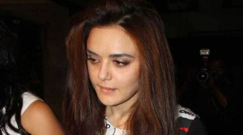 Preity Zinta: It doesn't matter how the world looks at you. It's how you look at yourself that matters. (Photo: Varinder Chawla)