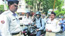 22 traffic cops shifted for cop-out at keyjunctions