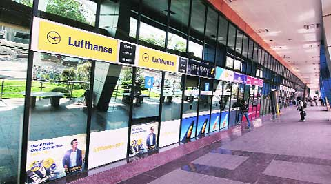 Lufthansa will operate its Frankfurt-Pune and Pune-Frankfurt flights between 8 am and 9.30 am.  Sandeep Daundkar