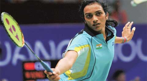PV Sindhu prevailed over Hera Desi of Indonesia 21-11, 21-13