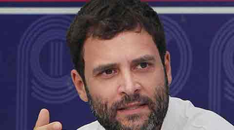The confusion over the responsibility of maintenance of the project prevailed for past 10 months till Rahul got the first hand experience of the road during his two-day visit to his parliamentary constituency on January 23.