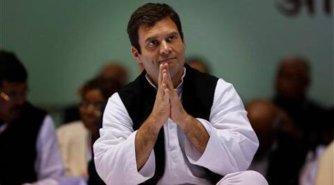 Rahul also disapproved of the system of giving tickets to party hoppers who come to Congress who come at the time of elections. (AP)