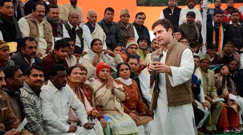 "Rahul said he knows that the party ""lost due to infighting among senior leaders"". (PTI)"