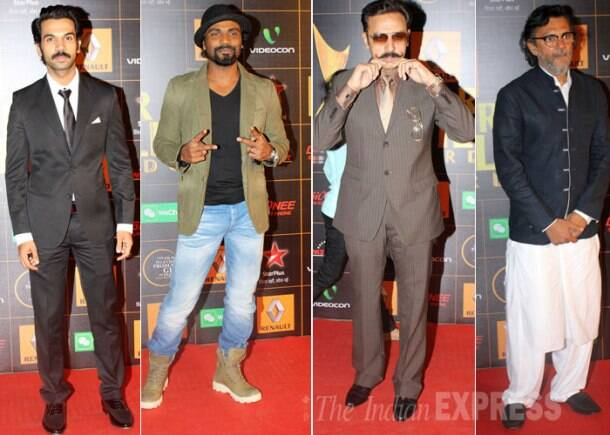 Salman, SRK, Deepika, Kareena, Sonakshi at Star Guild Awards