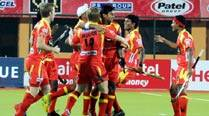 Hockey India League: Uttar Pradesh Wizards breach Ranchi Rhinos fortress as champs suffer rare home loss