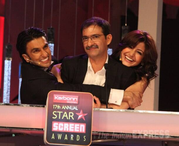 Flash back: Candid moments at the Screen Awards