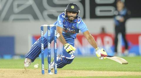 Ravindra Jadeja played a brilliant knock under pressure (AP)