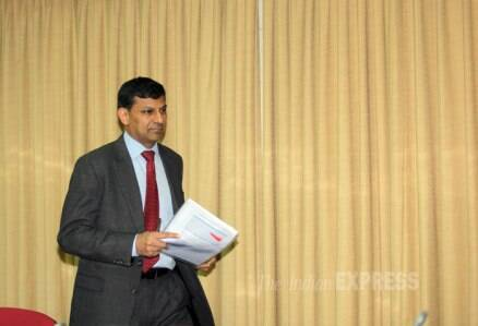 Raghuram Rajan announces RBI monetary policy