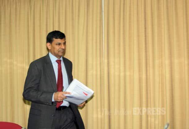 Raghuram Rajan announces RBI monetary policy