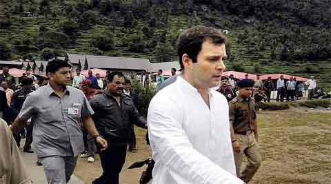 Congress vice-president Rahul Gandhi on Monday will take part in the ongoing Yuva Kerala yatra led by Youth Congress state president Deen Kuriankose.