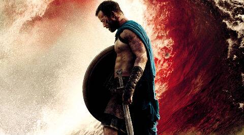 The film will see Themistokles (Sullivan Stapleton) lead a battle at sea to defeat the Persian navy.