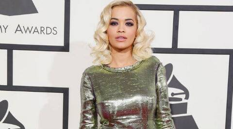 Rita Ora on '50 Shades of Grey' movie: The film adaptation will surprise viewers. I am so excited for it. (Reuters)
