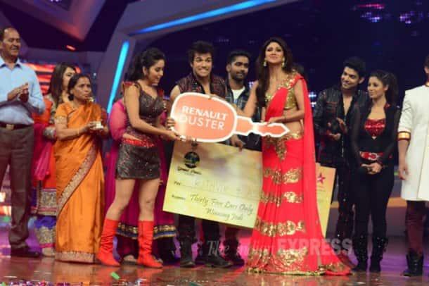 TV'S famous couple Rithvik-Asha win 'Nach Baliye 6'