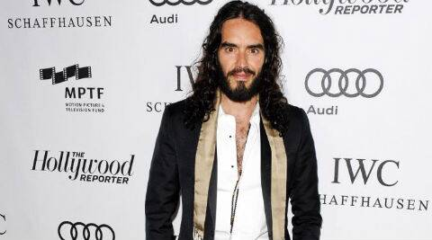 Russell Brand aims at starting a dry pub to help addicts get clean and stay clean. (Reuters)