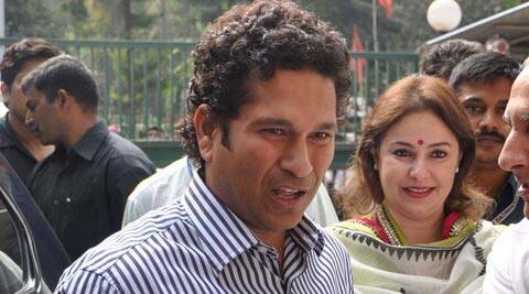 Tendulkar has become the first sportsperson of the country to be awarded the highest civilian honour of the country.