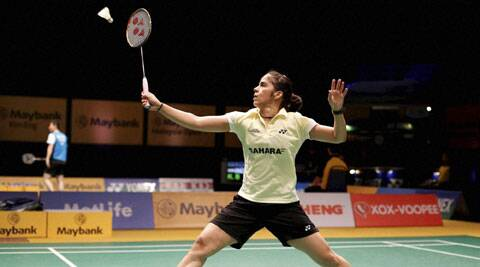 Saina Nehwal, the London Olympic bronze medallist, had clinched the title in 2011 and 2012 (File)