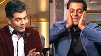 Got stumped talking to Salman Khan on my chat show: Karan Johar