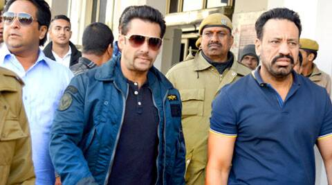 A local court rejected actor Salman Khan's plea to club two cases against him.