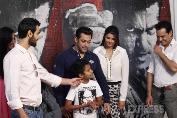 Jai Ho: Salman Khan, Daisy Shah's last minute promotions