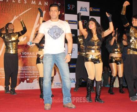 Jai Ho! Salman Khan, Daisy Shah shake a leg together