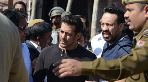 In December 2013, Salman Khan's counsel had said that there was no direct evidence against the actor that he carried arms with expired license during the alleged Blackbuck poaching at the nearby Kankani village in 1998.