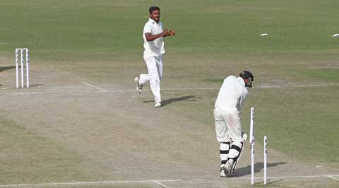 Sandeep Sharma has a brilliant average of 22.35 in the first-class games, picking up 82 wickets in mere 19 matches (File)