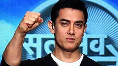 The first season of Aamir Khan's 'Satyamev Jayate', was shown on Star Plus along with Doordarshan's DD National.