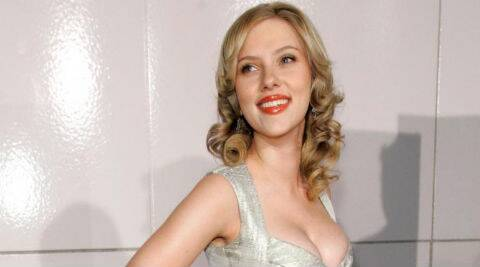 Scarlett Johansson: I've never been a big planning kind of person. (Reuters)