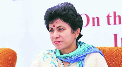 Interacting with mediapersons, Selja said the party high command had directed her to fight the Rajya Sabha elections.
