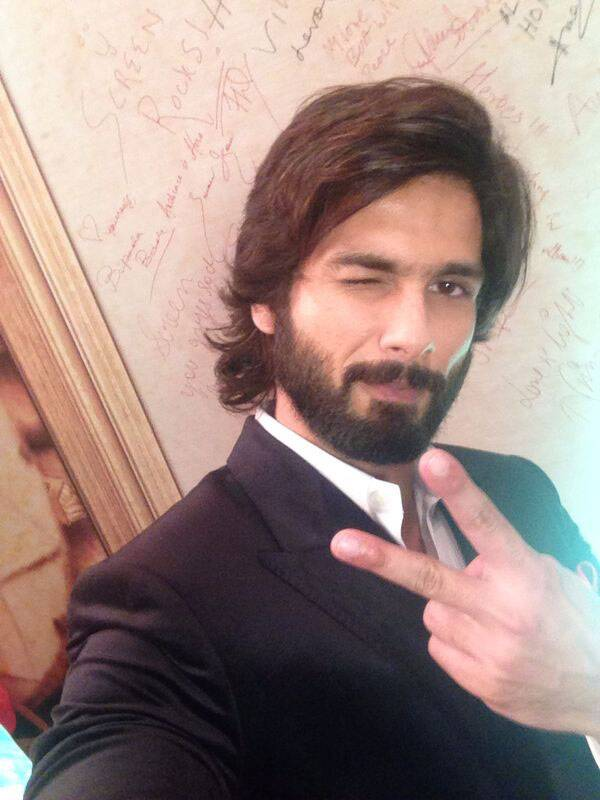 This one is for all the Shahid Kapoor fans out there!