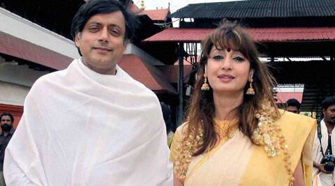 "Shashi Tharoor has demanded a ""clear and definitive conclusion"" to the issue relating to his wife Sunanda Pushkar's death. (Source: PTI)"