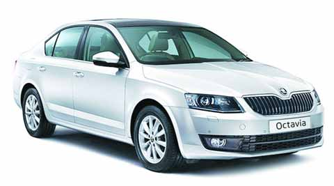 Skoda Octavia and Hyundai Elantra are the two cars that will fight it out in the Indian executive segment.