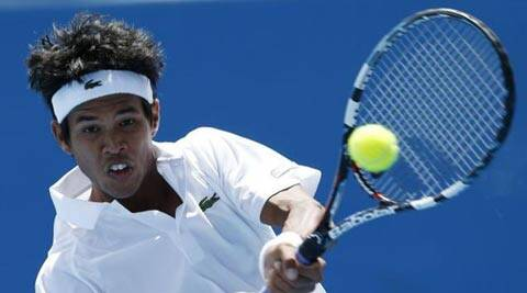 Somdev Devvarman's next clash is on Tuesday Juan Martin Del Potro (File)