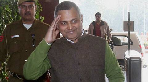 Pal has now been asked to go on leave pending a judicial probe for refusing to raid an alleged drugs and prostitution den on the orders of Delhi Law Minister Somnath Bharti.  PTI