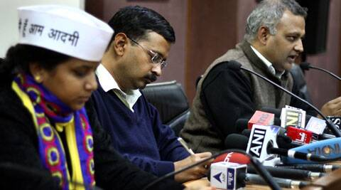 Elections 2014 LIVE: Kejriwal targets BJP over attack on Bharti; Ilmi defends her 'communal Muslim' remark again